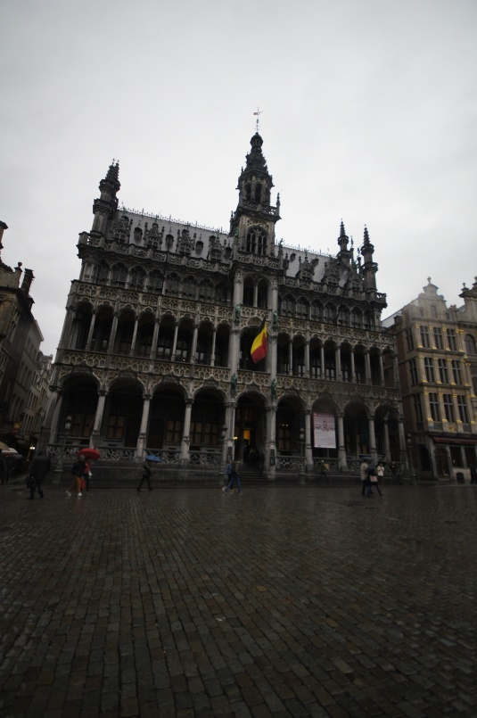 The King's House in the Grand Place